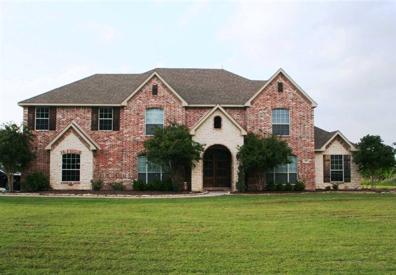 Equestrian Luxury Home In Lucas & McKinney ISD