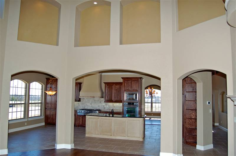 Lucas Texas Real Estate, New Home In Seis Lagos, Gated Community