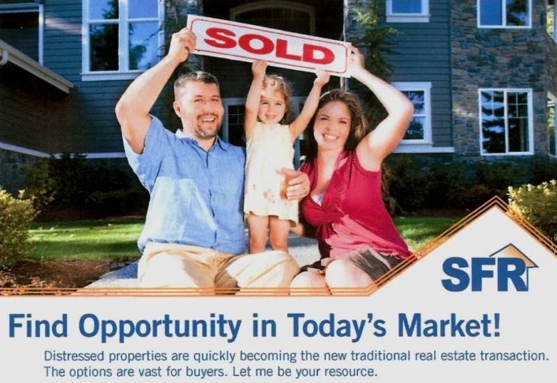 Find Opportunity In Today's Market - Jeanis Is You SFR Resource Broker
