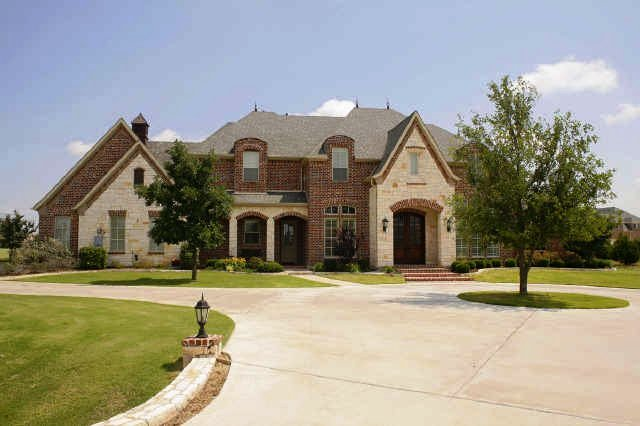 Homes In Fairview, Texas, Summer Hill Farms, Wyndham Ct.